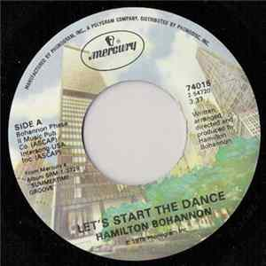 Hamilton Bohannon - Let's Start The Dance mp3