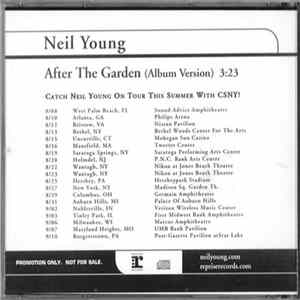 Neil Young - After The Garden mp3