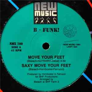 B-Funk! - Move Your Feet mp3