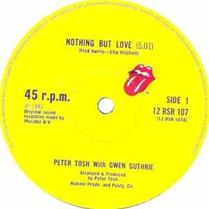 Peter Tosh With Gwen Guthrie - Nothing But Love mp3