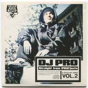 DJ Pro'Sha - Straight from PRO'jects: G-Style S3T Tapes Vol. 2 mp3