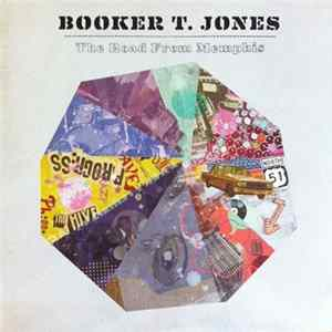 Booker T. Jones - The Road From Memphis mp3