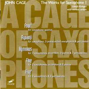John Cage - The Works For Saxophone 1 mp3