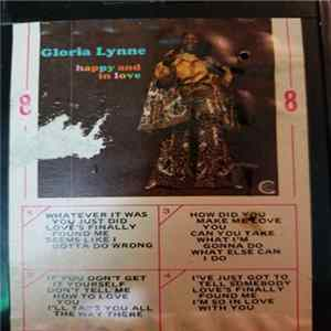 Gloria Lynne - Happy And In Love mp3