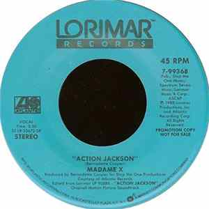 Madame X - Action Jackson mp3