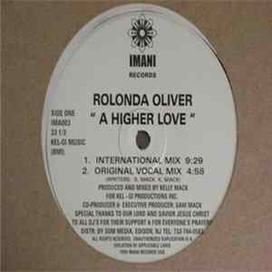 Rolonda Oliver - A Higher Love mp3