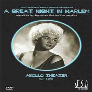Various - A Great Night In Harlem mp3