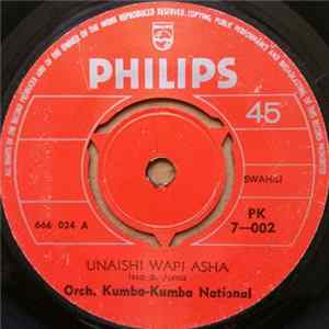 Orch. Kumba-Kumba National - Unaishi Wapi Asha mp3