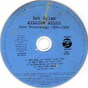 Bob Dylan - Million Miles - Live Recordings 1997-1999 mp3
