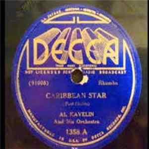 Al Kavelin And His Orchestra - Caribbean Star / Sweetest Little Brown Eyes mp3