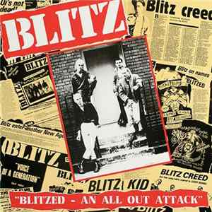Blitz - Blitzed - An All Out Attack mp3