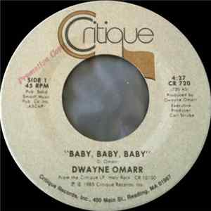 Dwayne Omarr - Baby, Baby, Baby mp3