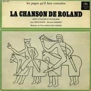 Jean Deschamps, Bernard Demigny - La Chanson De Roland mp3