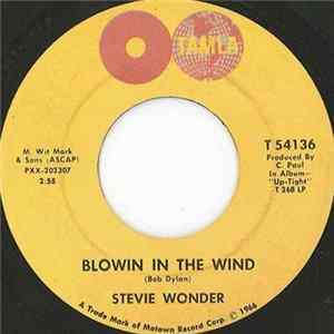 Stevie Wonder - Blowin' In The Wind mp3