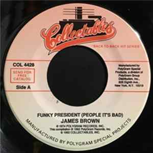 James Brown - Funky President (People It's Bad)/My Thang mp3