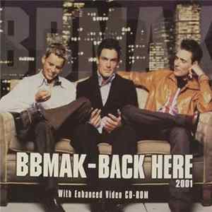BBMak - Back Here 2001 mp3