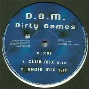 D.O.M. - Dirty Games mp3